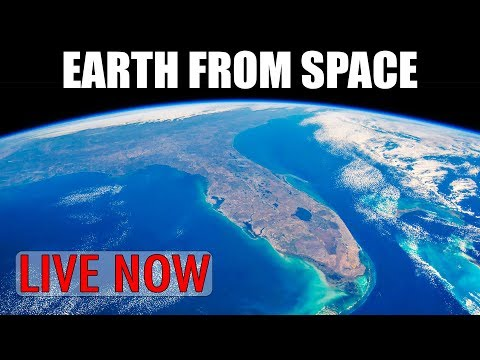 NASA Live: Earth From Space – Nasa Live Stream  | ISS LIVE FEED : ISS Tracker + Live Chat