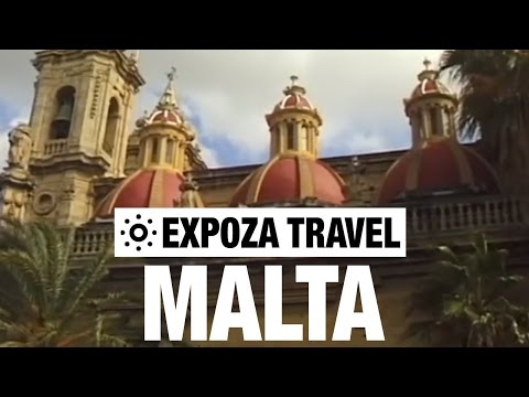 Malta (Europe) Vacation Travel Video Guide