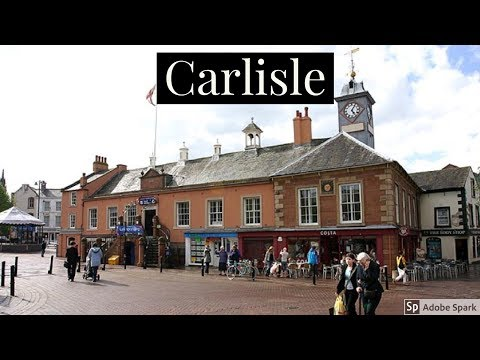Travel Guide My Holiday To Carlisle Cumbria UK Review