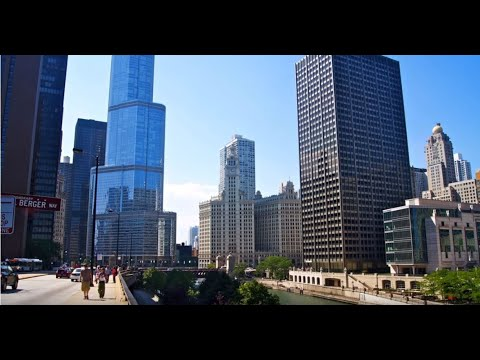 Chicago USA 2018 Chicago Vacation Video City Break Tour Travel Guide