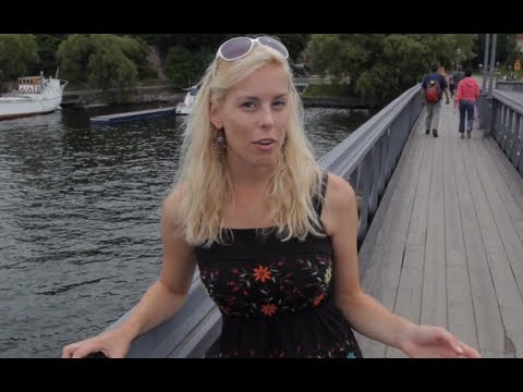 Stockholm Sweden: As We Travel Europe