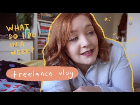 My Freelance Week in London ✨Friends, Learning and Filming