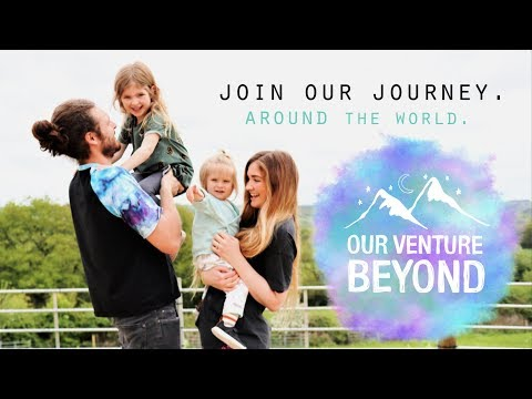 HUGE FAMILY TRAVEL NEWS!! WE'RE ABOUT TO TRAVEL THE WORLD FULL TIME!