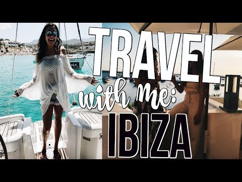 WEEK IN MY LIFE: IBIZA, SPAIN! | Travel With Me To Europe