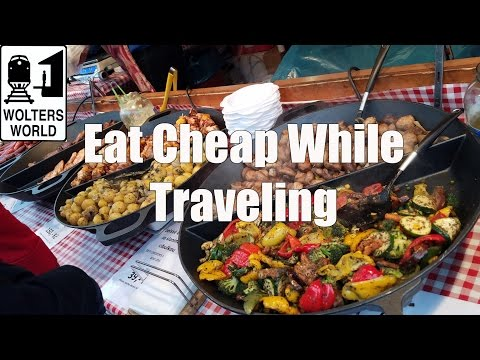 Travel Food Hacks: How to Find the Best Cheap Food While You Travel
