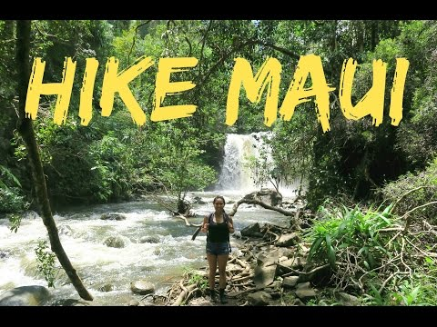 Exploring Waterfalls and Rainforests in Maui – Travel with Arianne – Travel U.S.A. #4