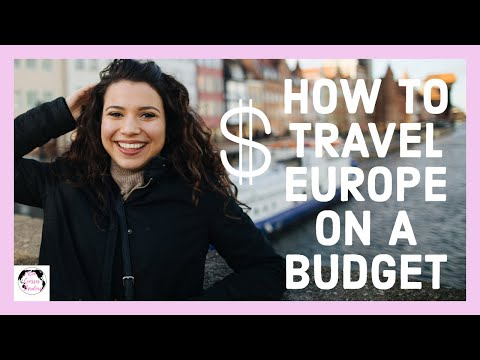How to Travel Europe CHEAP! (finding flights, accommodations, picking a country)
