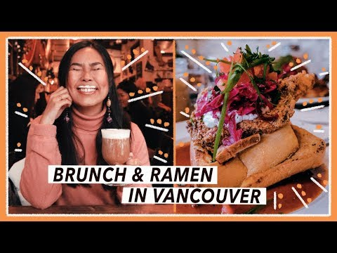 Must Do and Must Eats in Vancouver   Canada Travel Vlog