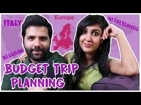 Budget Europe Trip From India (Visiting 3 Countries in 17 Days!)