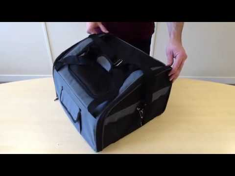 Luxury Pet Carrier / Car Booster Seat by PetPlanet
