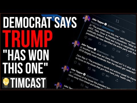 "Trump Has ""Won This One,"" Democrats Angry And Defeated According To CNN"