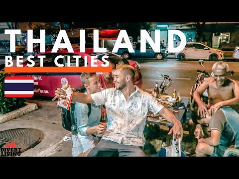 Bangkok or Chiang Mai ? Which is BEST Thailand Travel Destination 2019 🇹🇭