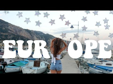 traveling in europe lookbook (OOTW) | Hannah Meloche