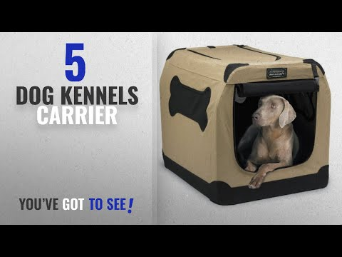 Top 5 Dog Kennels Carrier [2018 Best Sellers]: Petnation Port-A-Crate Indoor and Outdoor Home for