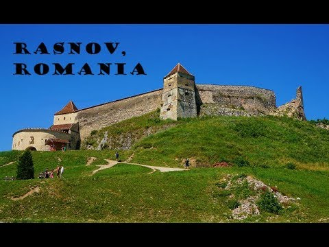 ROMANIA: EXPLORING the MEDIEVAL CITADEL and FORT of RASNOV