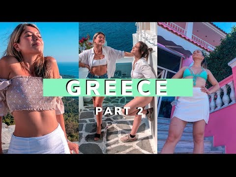 VLOG #4 | Travelling to Europe with my best friend – Part 2 GREECE