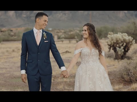 Our Arizona Wedding at The Paseo! // Full Wedding Film by Bowman Films Co.