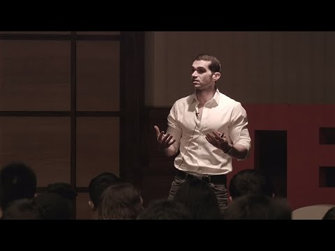 Bringing Flavour to Light | Jozef Youssef | TEDxLSE