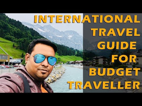 Budget International Tour From India   Travel Guide   Budget Travel Tips