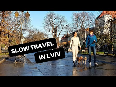 EUROPEAN CHARM ON SMALL BUDGET | Slow Travel in Lviv: Historic Centre, Opera House, Decadent Meals