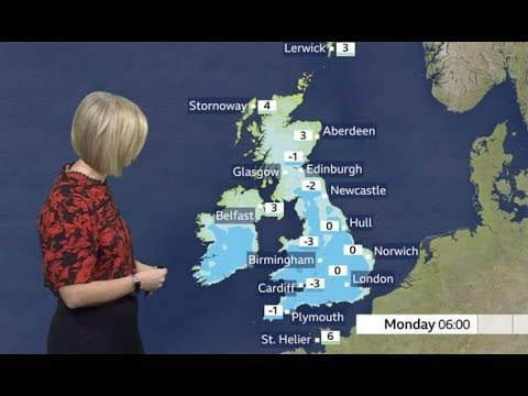 BBC Weather – snow warning: Sharp Arctic chill strikes UK ahead of icy road travel chaos  – News 247