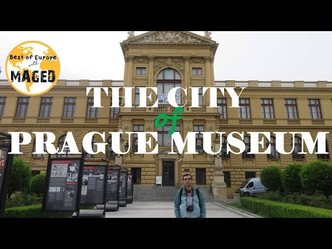 THE CITY OF PRAGUE MUSEUM || PRAGUE, CZECH REPUBLIC || travel to europe || trip to prague