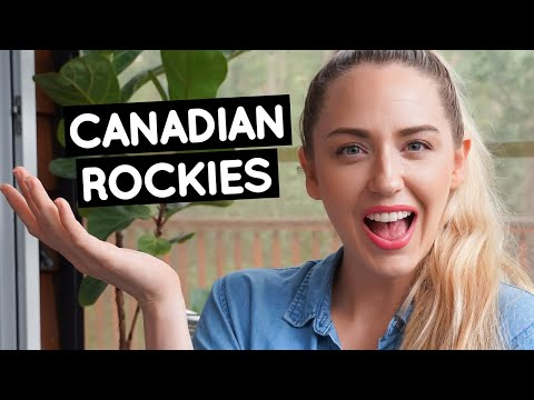 CANADIAN ROCKIES Travel Guide: Essential Tips | Little Grey Box