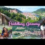 Heidelberg is a city that will capture your heart. || Travel & Family Vlog | Filipina Belgian Family
