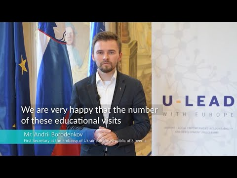 U-LEAD with Europe: Travel to Know – Travel to Change study visit