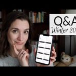 Q&A | Moving, Family Travel Plans, Dating | Winter 2020