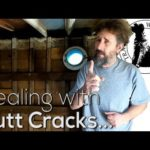 Dealing with Butt Cracks – Boat Life – Living aboard a wooden boat – Travels With Geordie #155