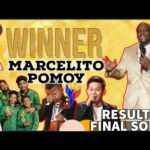MARCELITO POMOY GRAND FINAL @AMERICA'S GOT TALENT: FINALE SONG + RESULTS (REACTION) Winners!