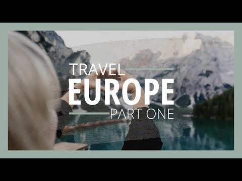EUROPE TRAVEL GUIDE 2020 | [Best places in Europe]