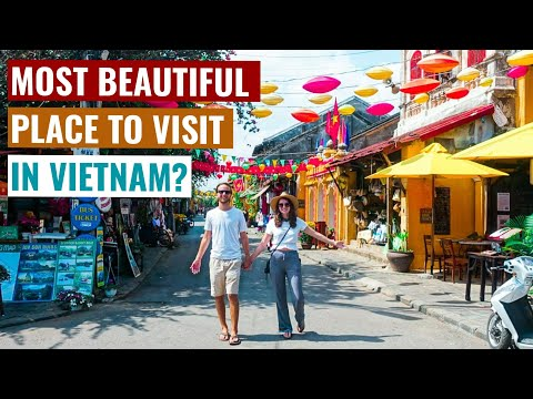 HOI AN TRAVEL GUIDE   Most Beautiful Place in Vietnam?