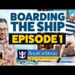 ROYAL CARIBBEAN | Quantum of the Seas | Cruise Part 1!