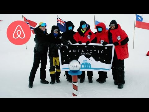 Back From the Antarctic Sabbatical   Only On   Airbnb