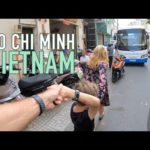 Princess Asia Cruise Vlog Ho Chi Minh City