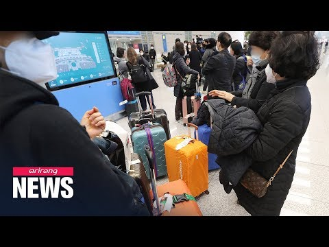 Six countries announce entry ban on S. Koreans over COVID-19 fears