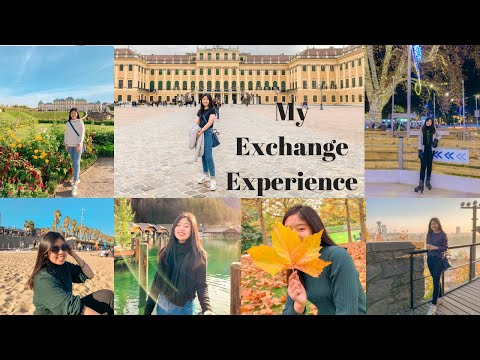 My first time living abroad outside Asia! (Exchange Experience in Europe)