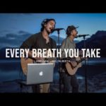 Every Breath You Take – Music Travel Love (Abraham Lake, Alberta Canada) (The Police Cover)