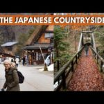 EXPLORING THE JAPANESE COUNTRYSIDE | Takayama and Shirakawa-go, Japan