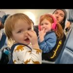 SURPRiSE FAMiLY VACATiON!!  Adley & Niko are going to DISNEY WORLD travel routine ✈