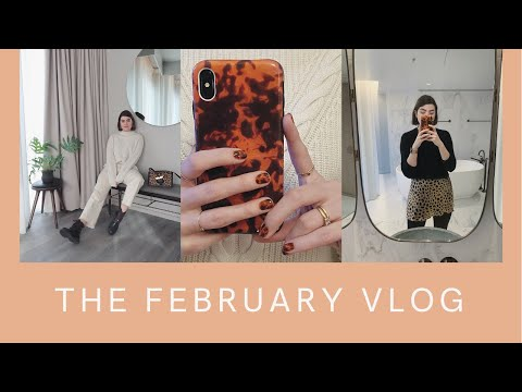 A Week In My Life: London & The Best Mani EVER | AD | The Anna Edit