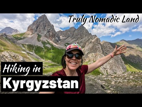 Trekking in the Alay Mountains – Kyrgyzstan (Truly Nomadic Land Trek)