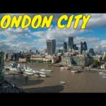 London City 2019 Video Tour Travel Guide England UK Vacation 2020 Ep 3