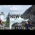 NSW-Queensland Border + Byron Bay (A Quick Getaway)l Australia Travel Vlog